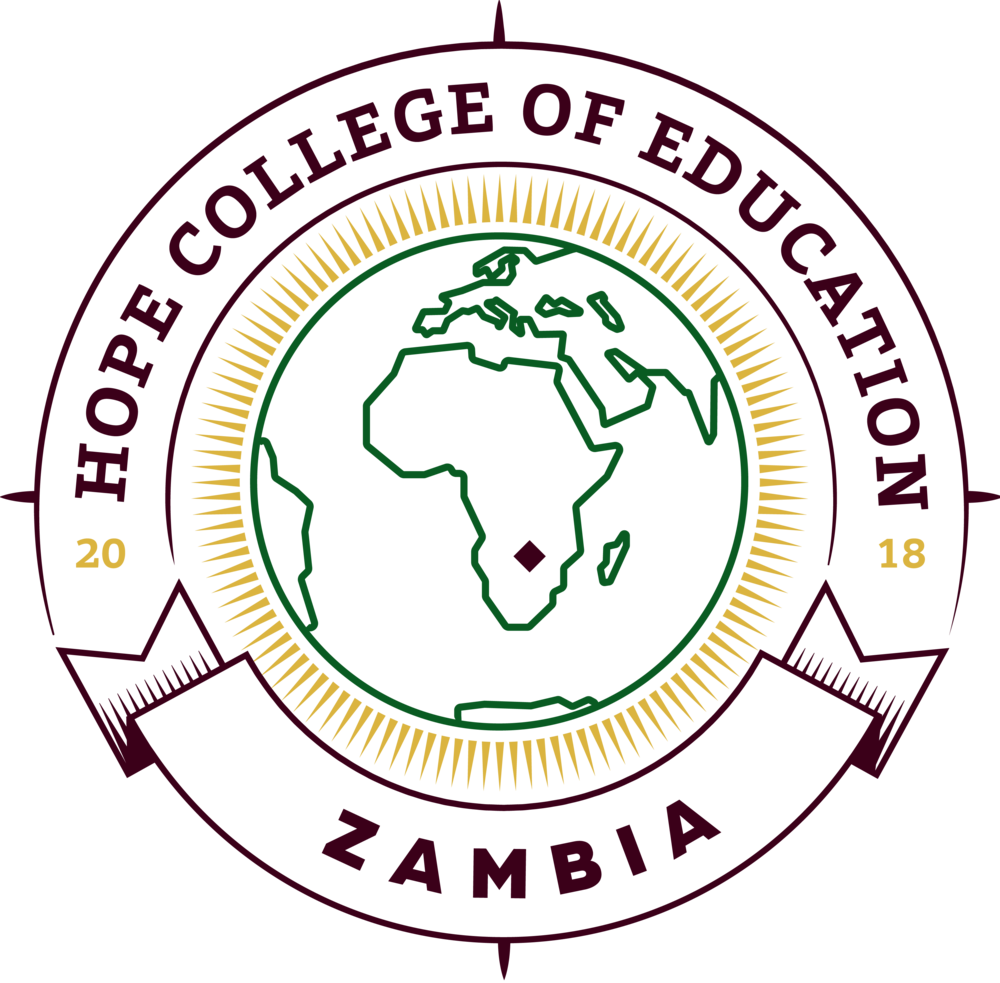 HOPE COLLEGE OF EDUCATION - ZAMBIA
