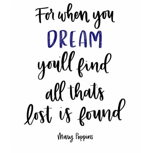 Floating into 2019 with Mary Poppins as my guiding light 👉  #WiseWords #BeMorePoppins ❤