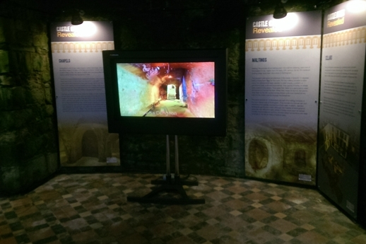Presentation & Interpretation - Working with our in-house, award-winning museum specialists, The JORVIK Group, we can create displays to suit all spaces, aimed to encourage learning.