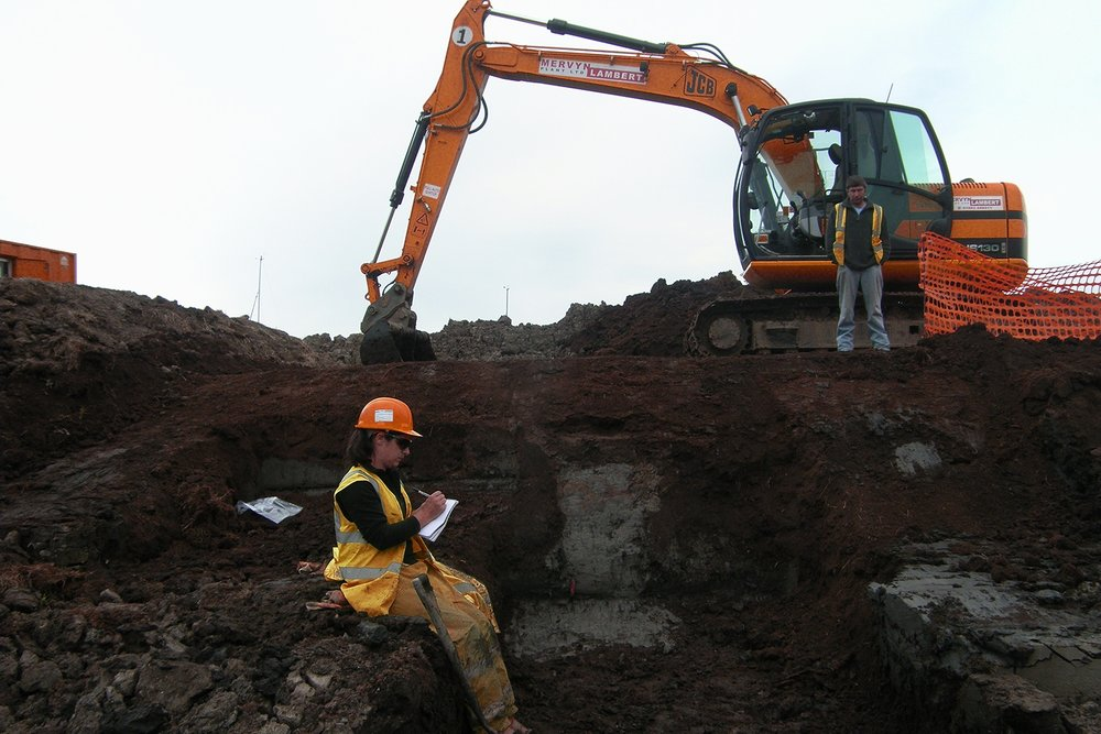 Geoarchaeology - We have the expertise to undertake both large-scale landscape surveys and on-site specialist archaeological sampling including risk mapping, palaeoenvironmental analysis and landscape reconstruction.