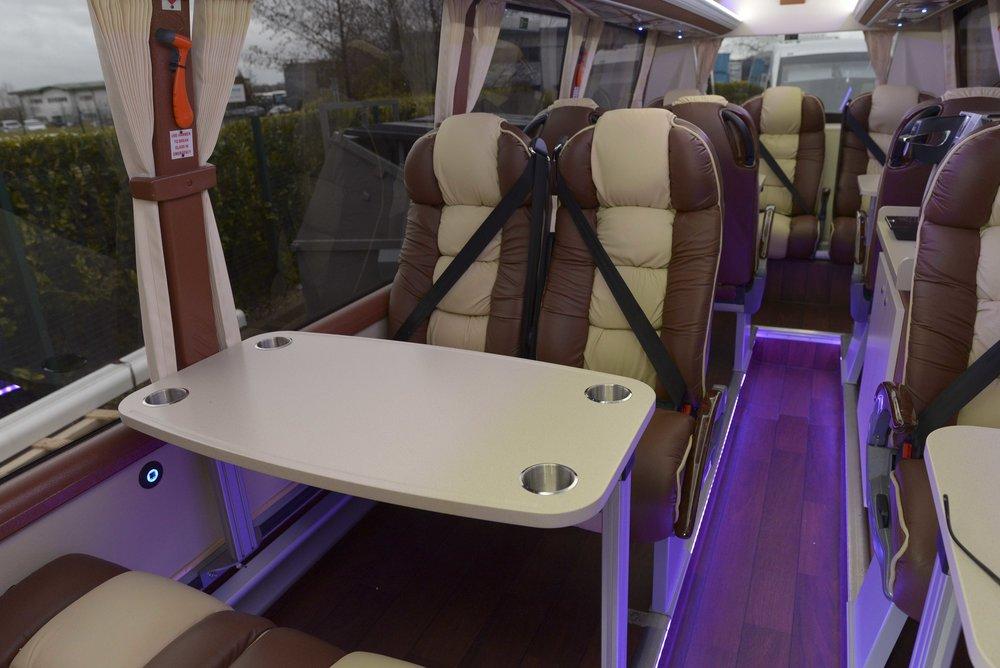 Mini Bus Seating