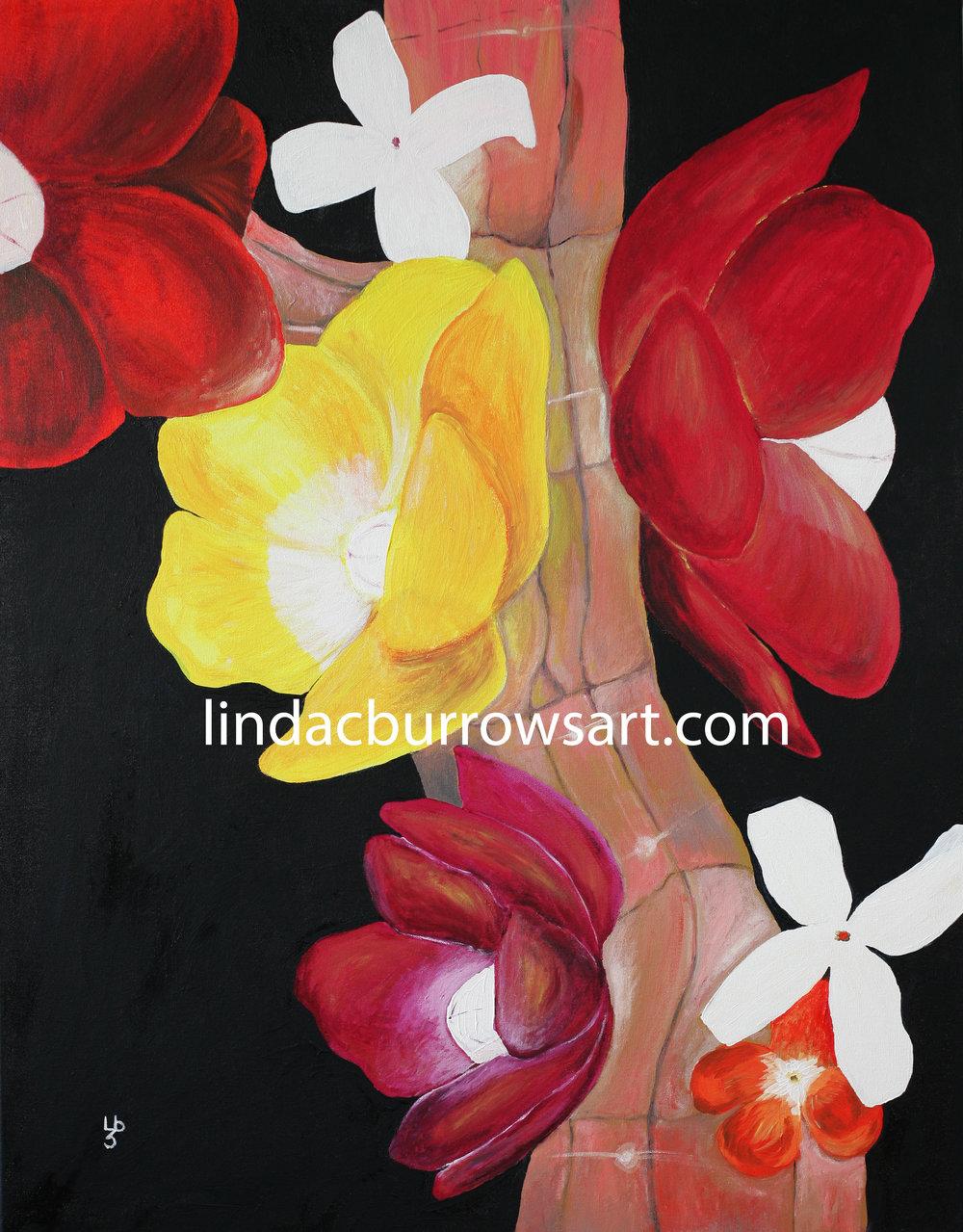 'Flower 3' 2017