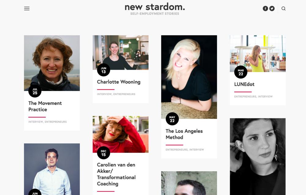 newstardom.com -