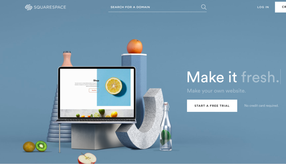 Squarespace Workshop