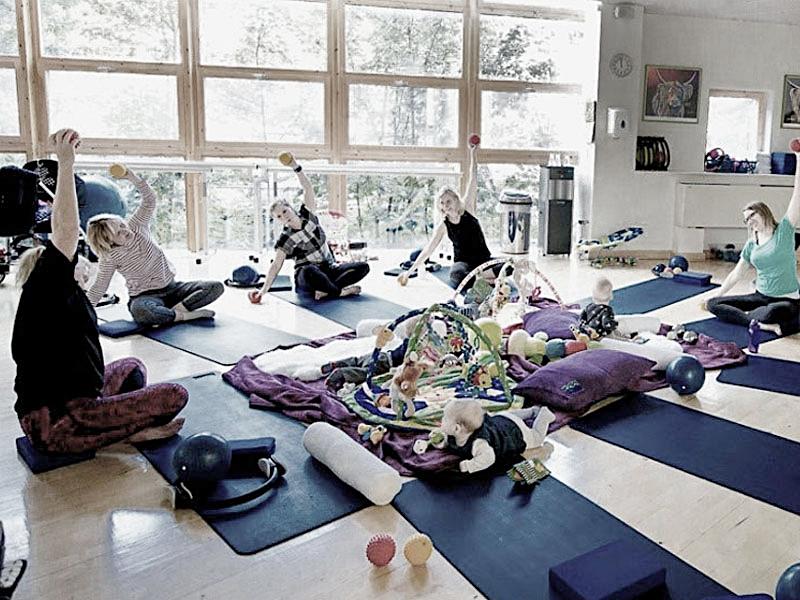 Selkie Pilates Studio - https://selkiepilatesandfitness.co.uk