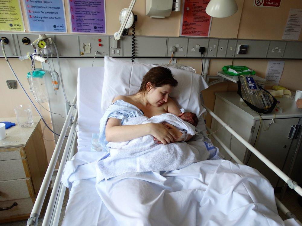 Power of Mum Hypnobirthing: after my first birth