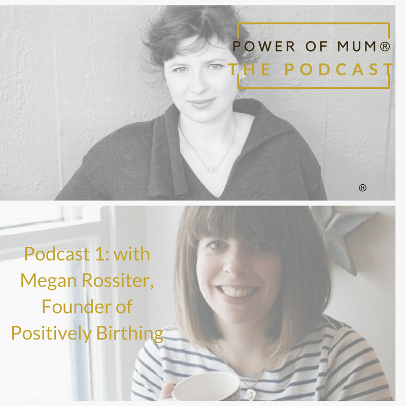 Power of Mum Podcast Business Confidence Coach
