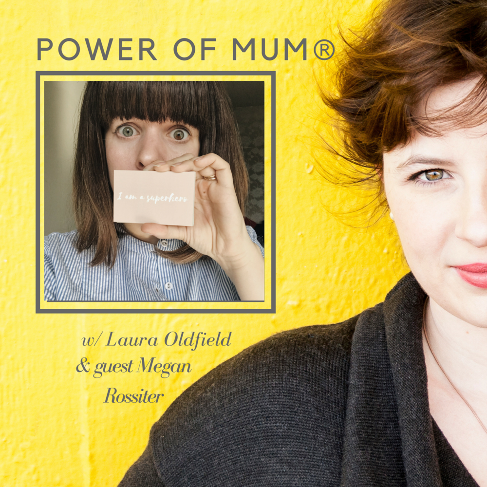 Power of Mum Podcast life coach business coach confidence coach motherhood coach surrey