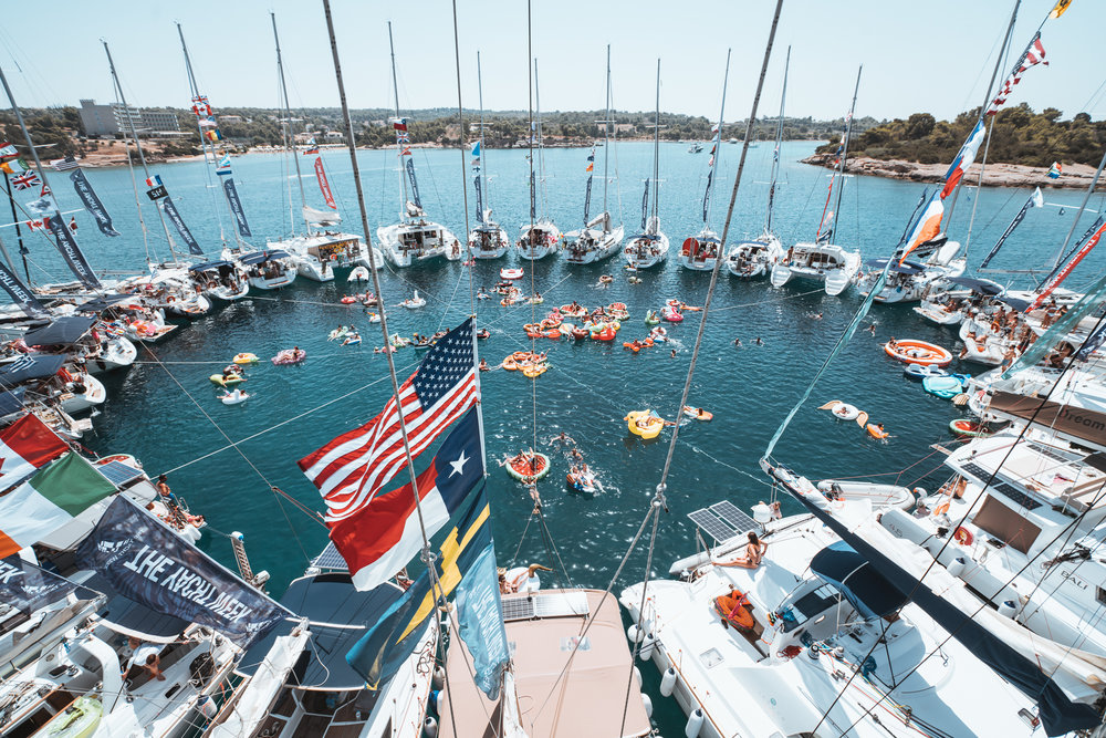 The yacht week -