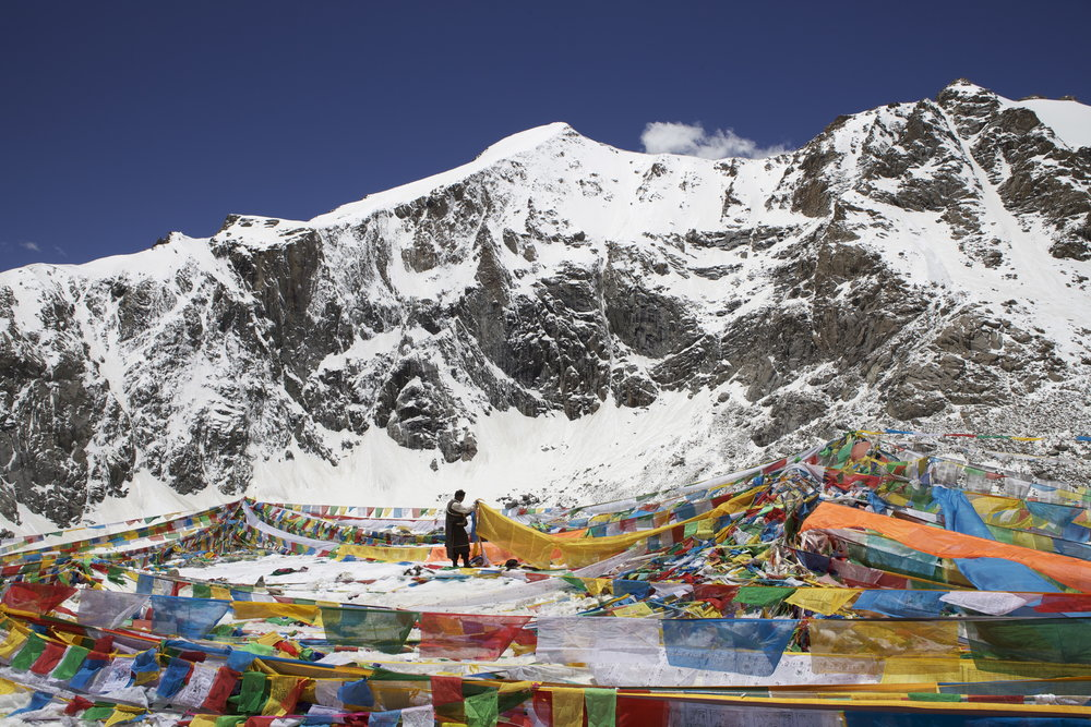say yes to a journey of a lifetime - Join MARK WHITWELL together with Ian Baker and Eliska Vaea, on his first ever pilgrimage to the sacred mountain in Tibet where his teacher, Sri T Krishnmacharya, revealed the essence of modern yoga