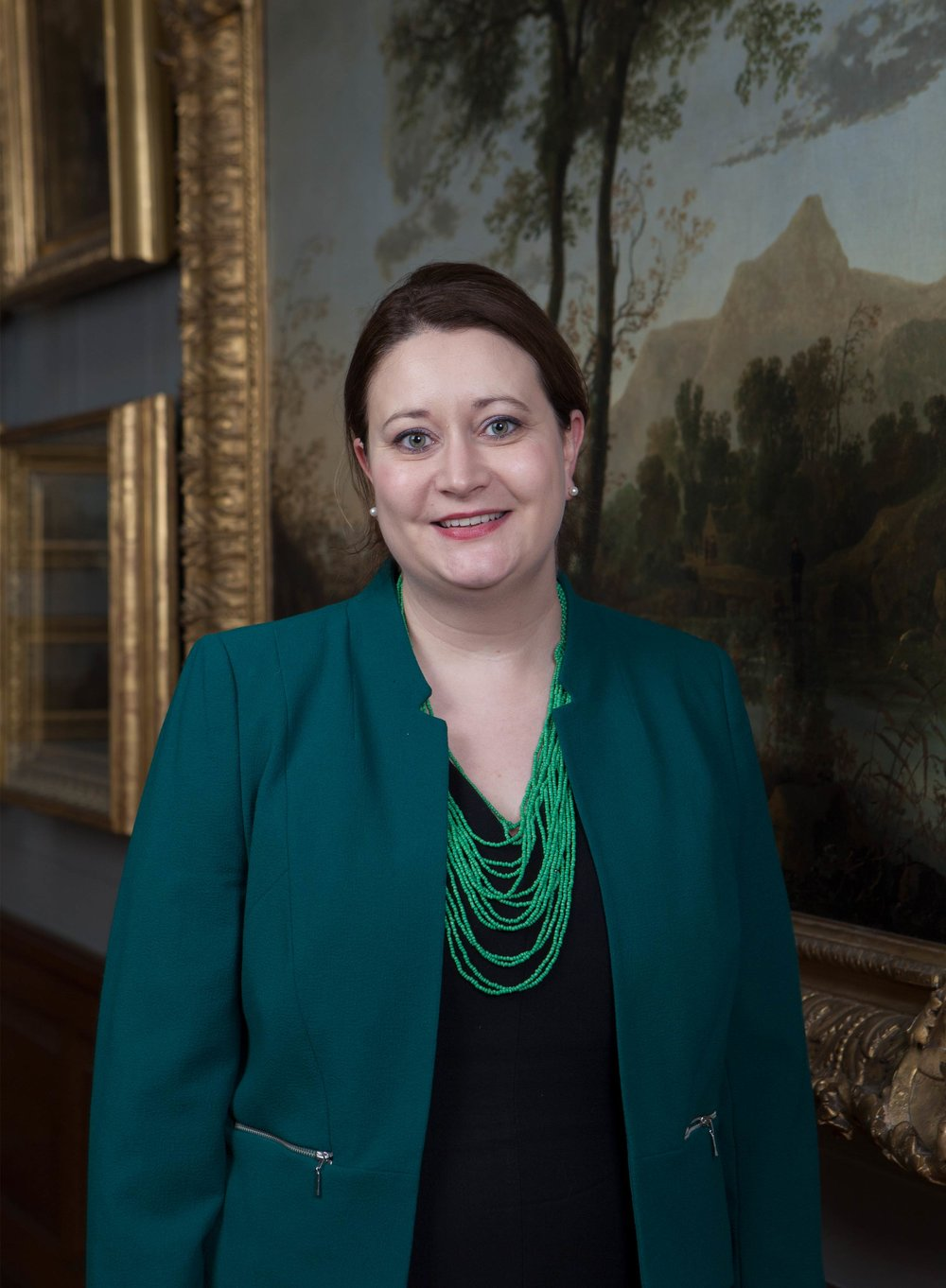 Jennifer Scott  Sackler Director  Dulwich Picture Gallery