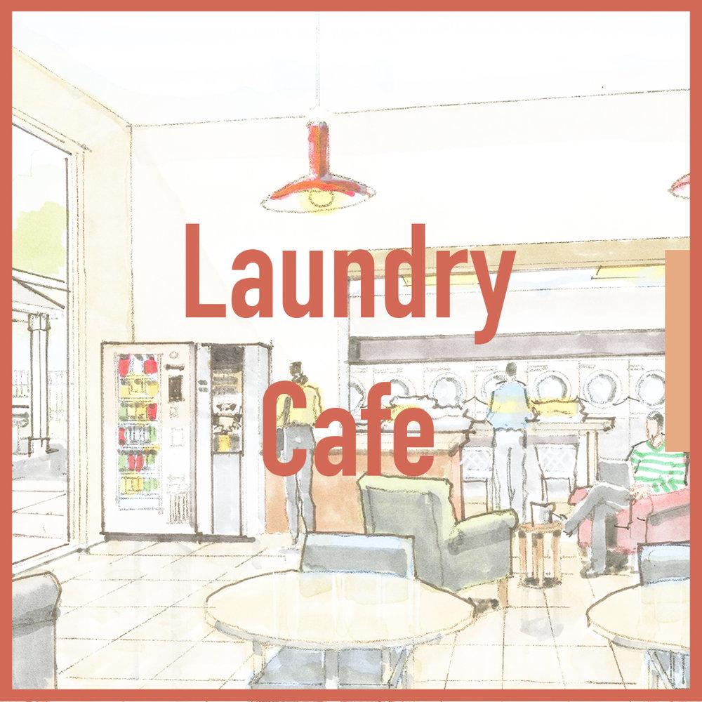 Laundry Cafe