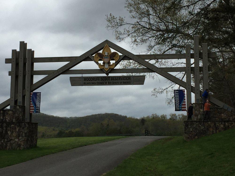 Woodruff Scout Camp