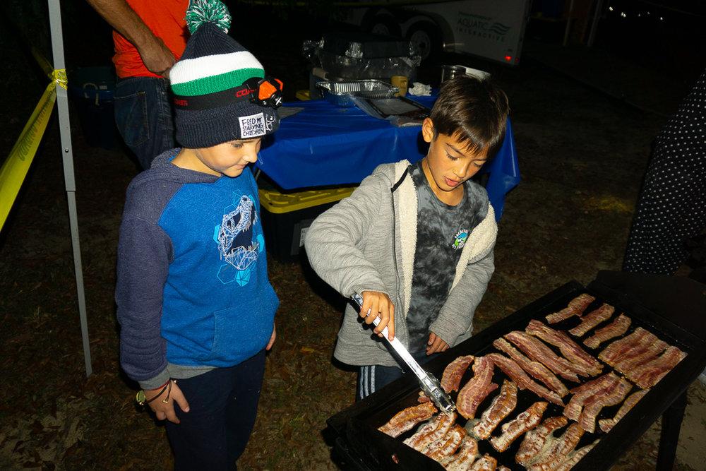 Even more bacon