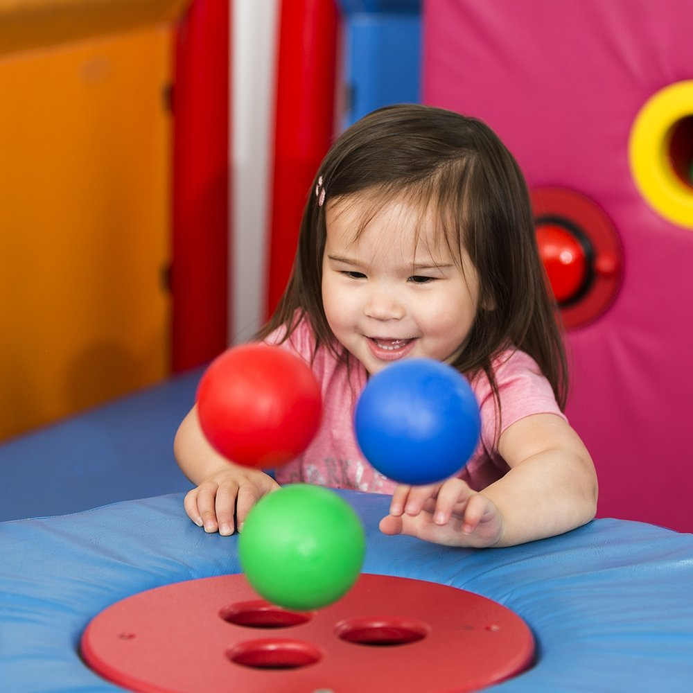 soft play area -