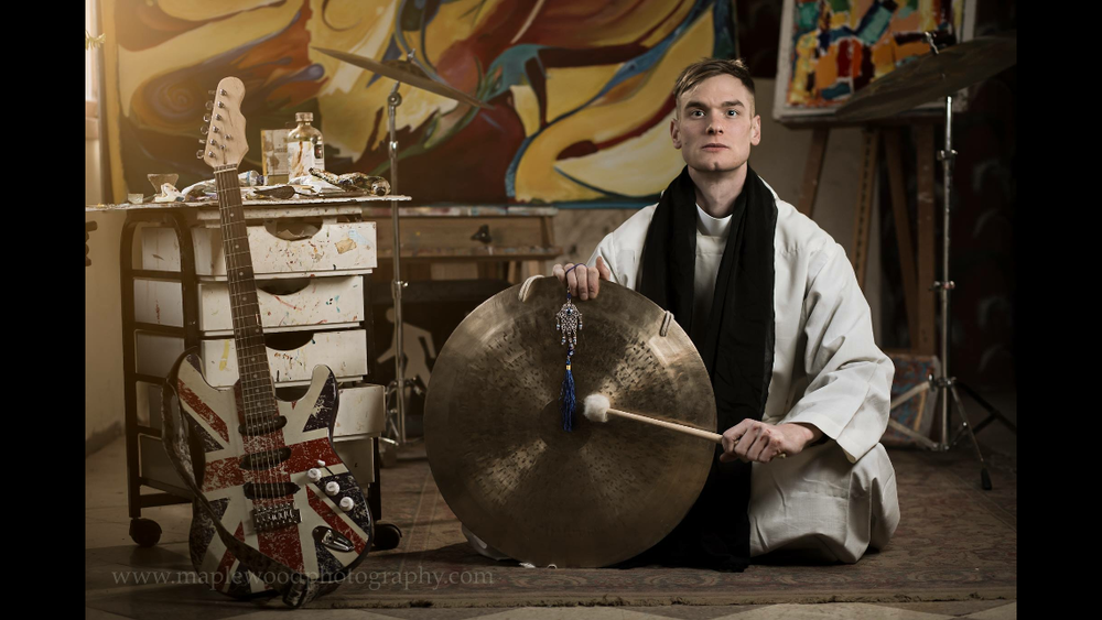 Brendan McAlinden - Teaches: Sound HealingsRead More about Brendan Here