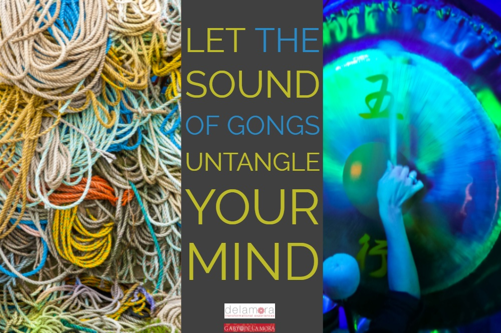 Untangle your mind with sound