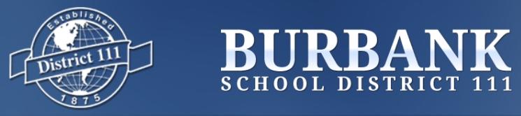 Copy of Copy of Burbank School District 111