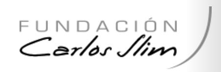 Copy of Copy of Carlos Slim Foundation