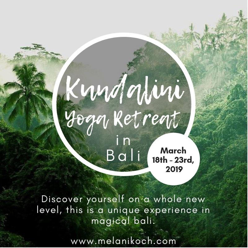 Bali Retreats Melani Koch