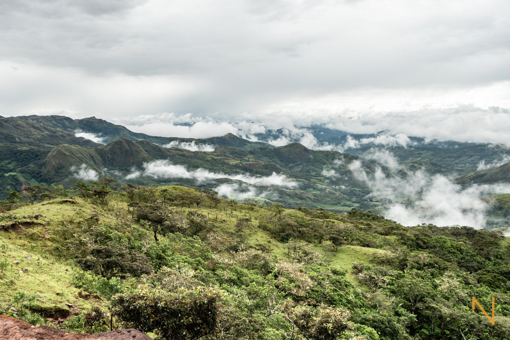 La comarca Ngäbe-Buglè
