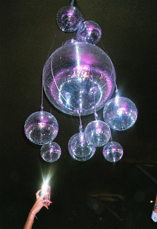 Blackout I - Disco Ball, 2017