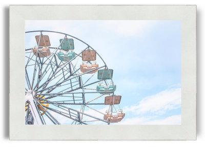 Nora Bo Little Ferris Wheel 8x12 White Frame No Mat.jpg
