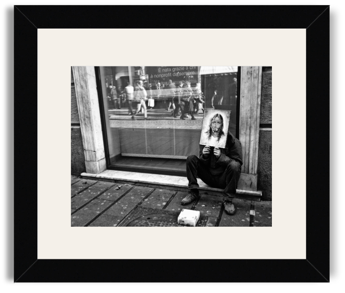 Michele Liberti Photographer Black Frame White Mat.png