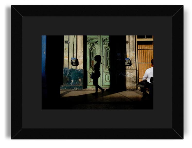 Rodrigo Roher Black Frame Black Mat.png