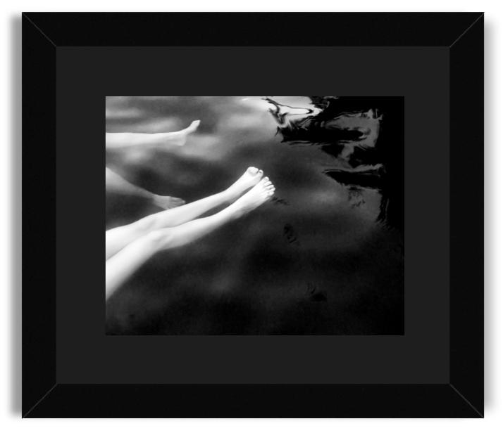 Melissa Breyer Black Frame Black Mat.png