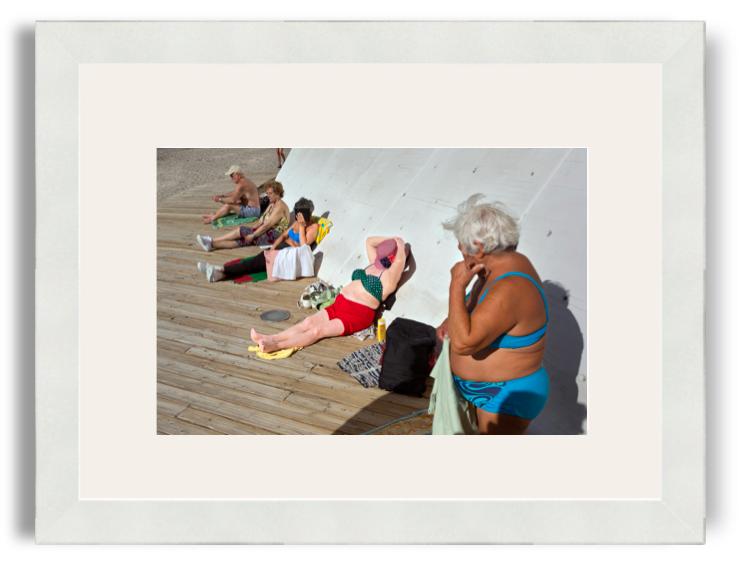 Peter Kool White Frame White Mat.png