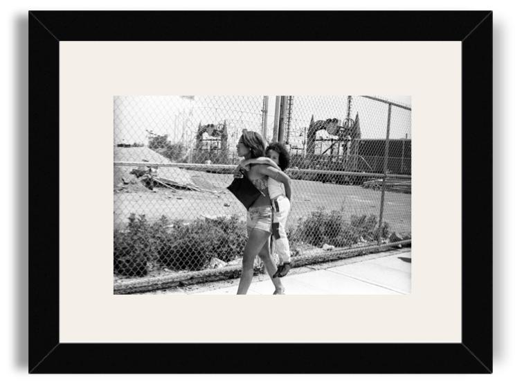 Anna Bocharova Coney Island Black Frame White Mat.png
