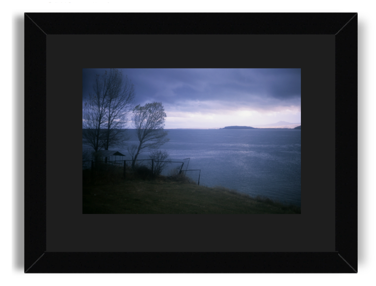 Anya Bocharova Sevan Lake Black Frame Black Mat.png