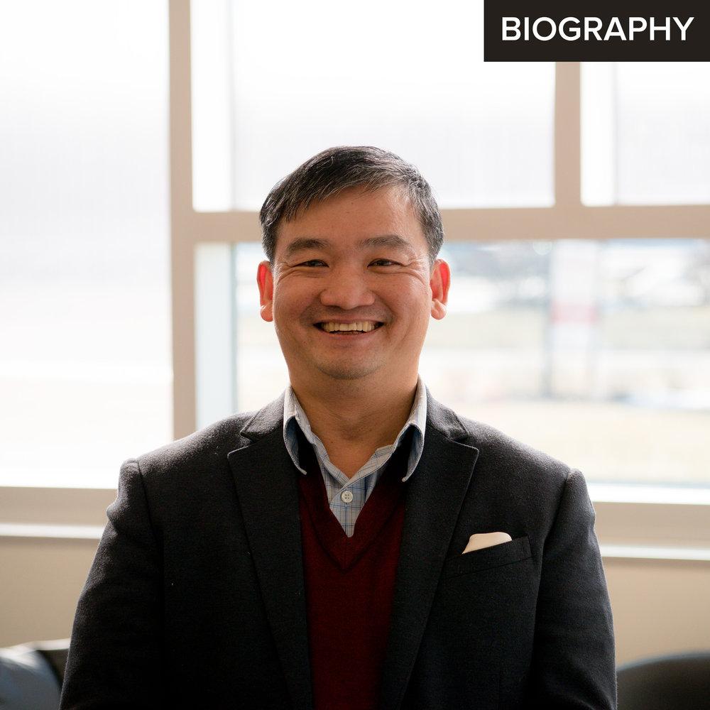 Dr. Chi-Chih Chen  Lead Inventor, CTO