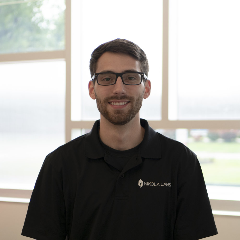 Noah Lemire  Electrical Engineer
