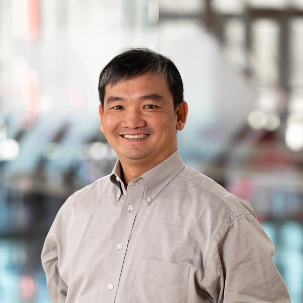 Dr. Chi-Chih Chen  Lead Inventor, CSO