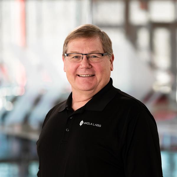 Jim Dvorsky  VP of Engineering