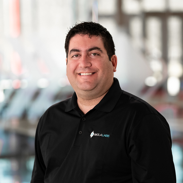 Brian Pitzer  VP of Sales