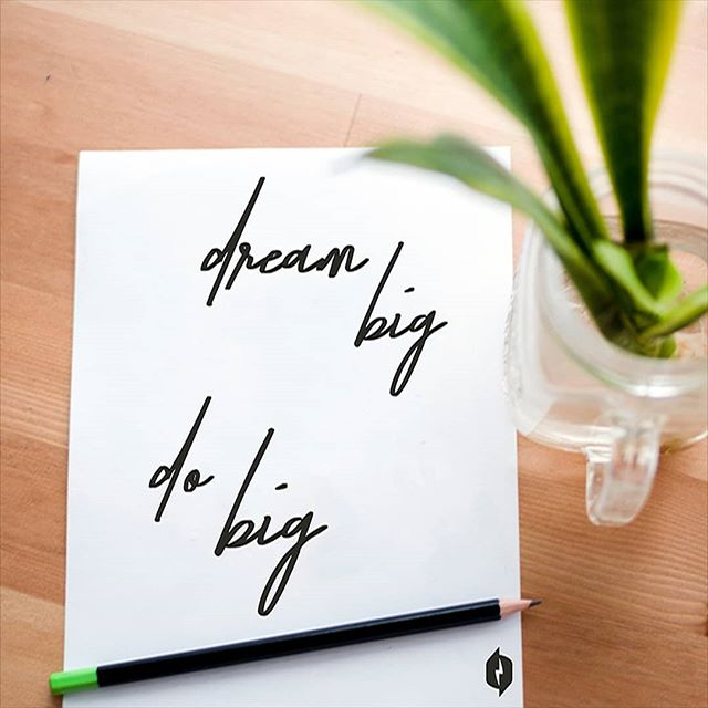 'Whether you are at your desk or in another country pitching to a potential customer, never stop dreaming and never stop doing.' .  Dream Big. Do Big. . -Will Zell, CEO of Nikola Labs . #dreambigdobig