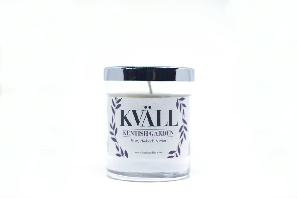kvall candle kentish summer