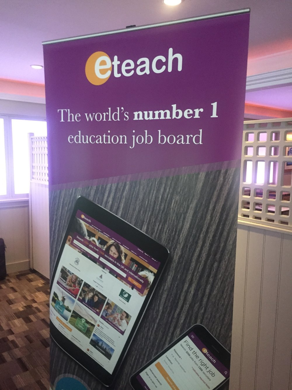 Eteach. - Our world class teacher recruitment associates.