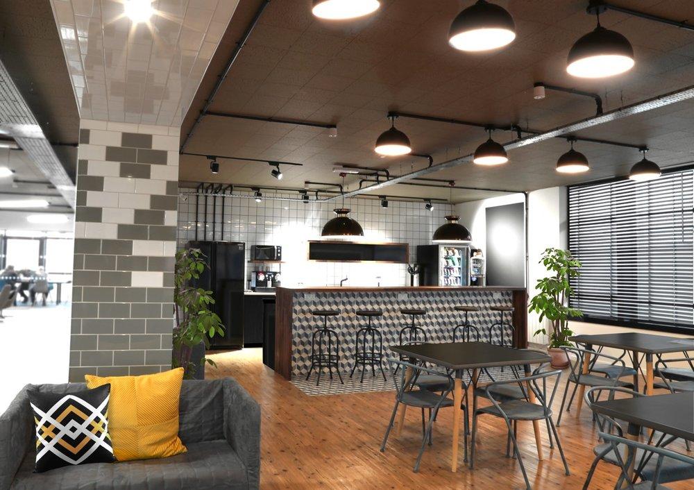 Hull Studio - Cafe Bar