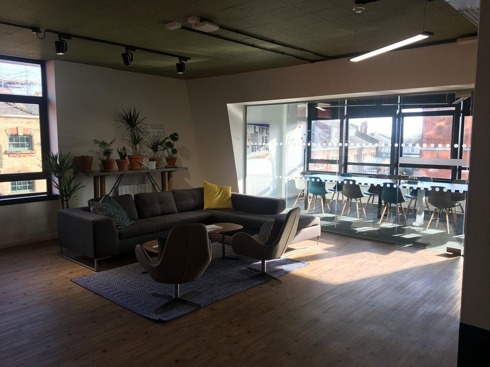 Hull Studio - Communal Meeting Rooms