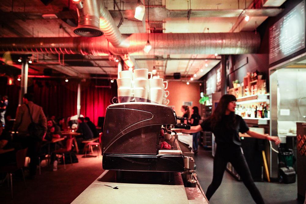 Bristol Studio - Cafe Bar