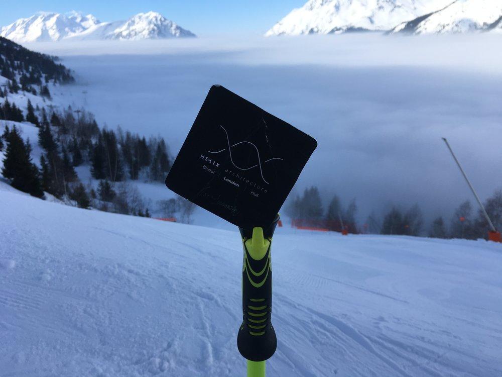 Beer Mat Global Challenge' - Alpe d'Huez France - DONE
