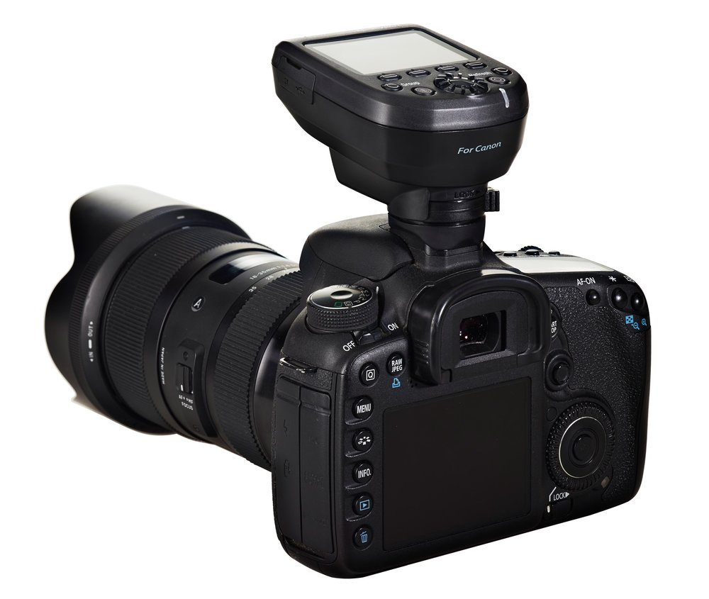 The Skyport Plus HS is available for Canon, Nikon, Sony, Olympus and Panasonic cameras