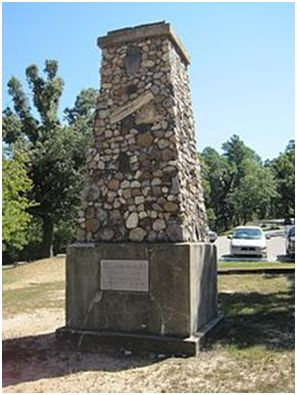 Monument on Crowley's Ridge