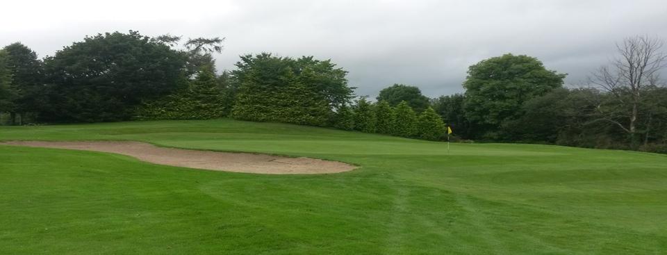 10th Hole at Macroom Golf Club @http://www.macroomgolfclub.com/