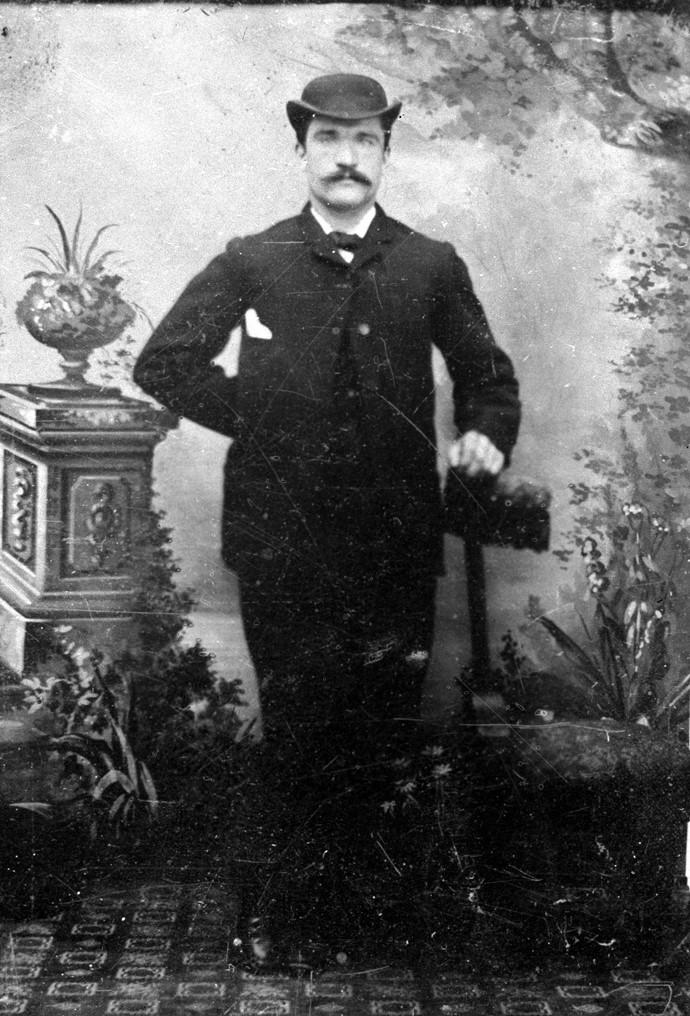 Daniel Michael Crowley 1884 @ Con Crowley