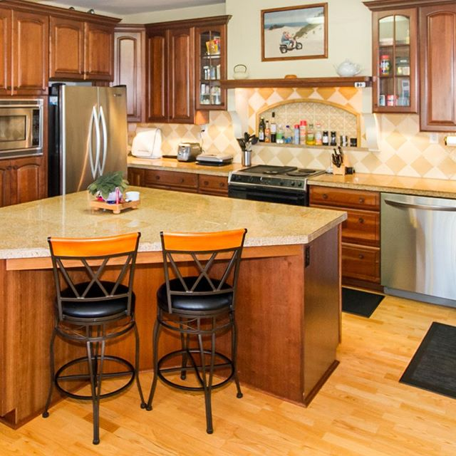 Kitchen #kitchen #sold #realtor